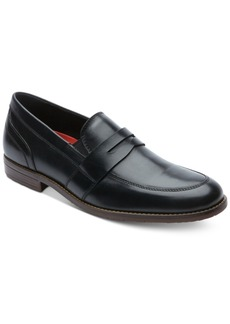 Rockport Men's SP3 Double Gore Penny Loafers Men's Shoes