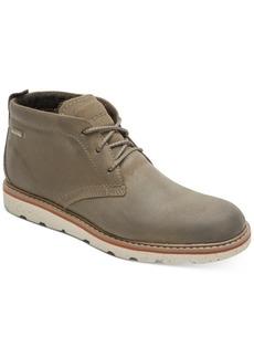 Rockport Men's Storm Front Waterproof Chukka Boots Men's Shoes