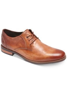 Rockport Men's Style Purpose Blucher Leather Oxfords Men's Shoes