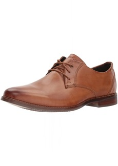 Rockport Men's Style Purpose Blucher Shoe cognac leather  US