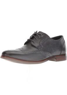 Rockport Men's Style Purpose Wing Blucher Shoe dark shadow  US