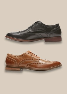 Rockport Men's Style Purpose Wingtip Oxfords Men's Shoes