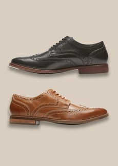 Rockport Men's Style Purpose Wingtip Oxfords Men's Shoes