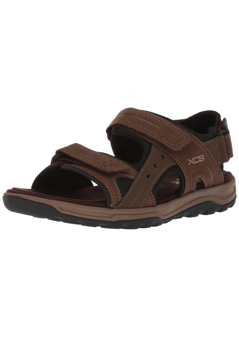 Rockport Men's Trail Technique Adjustable Sandal   US