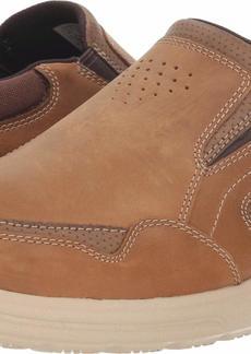 Rockport Men's Welker Casual Slip On Shoe tan  M US