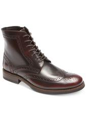 Rockport Men's Wyat Wingtip Boot Men's Shoes