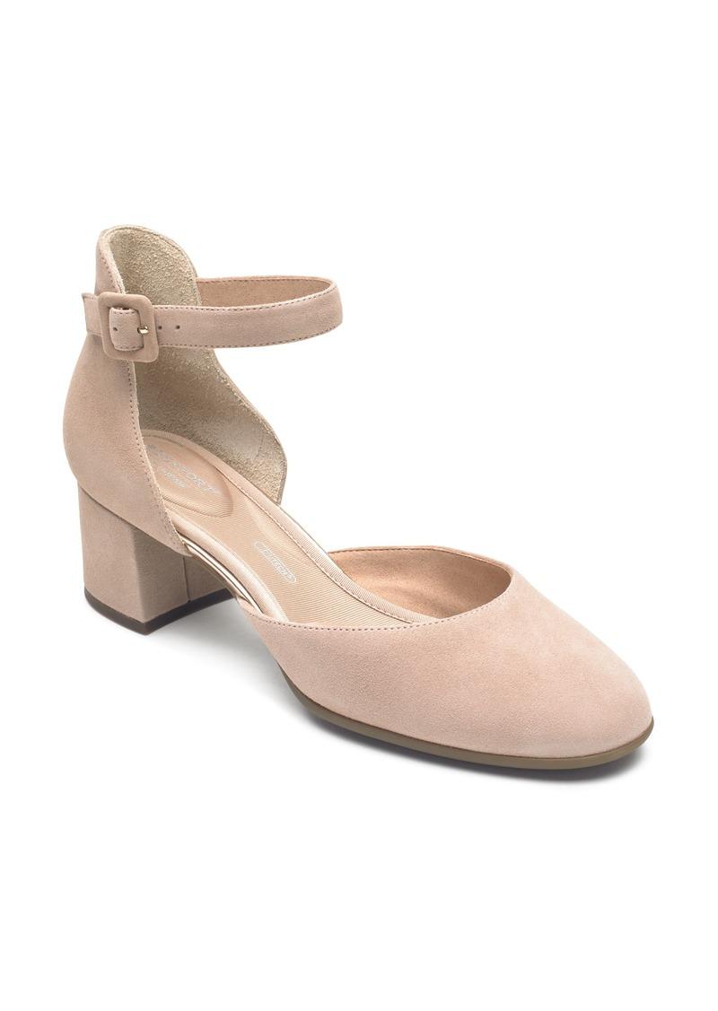 Rockport Novalie Total Motion® Ankle Strap Pump (Women)