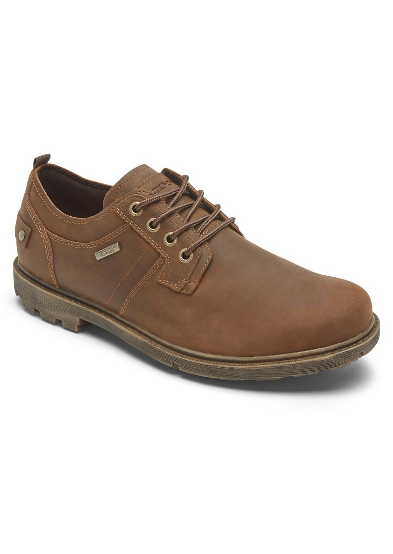 Rockport Rugged Bucks II Waterproof Plain Toe Derby (Men)