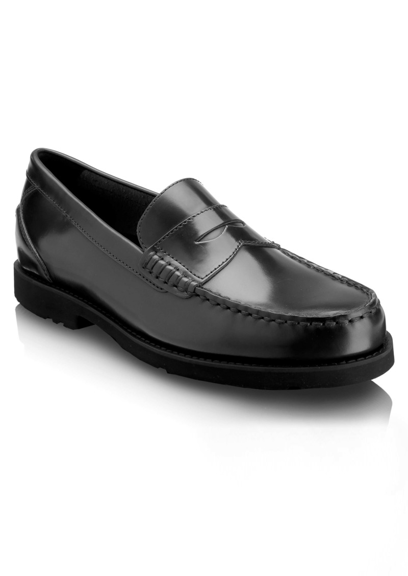 Rockport Mens Shakespeare Circle Penny Loafer