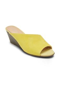 Rockport Taylor Asymmetric Wedge Slide Sandal (Women)