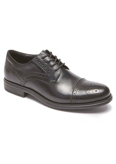 Rockport Total Motion Classic Dress Cap Toe Derby (Men)