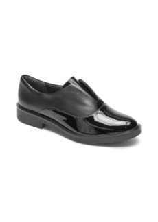 Rockport Total Motion Abelle Slip-On Patent Leather Oxfords