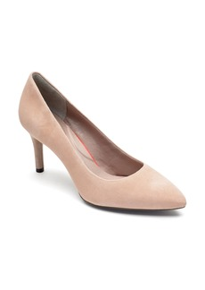 Rockport Total Motion Pointy Toe Pump (Women)