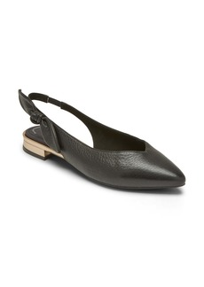 Rockport Total Motion Zuly Bow Slingback Flat (Women)