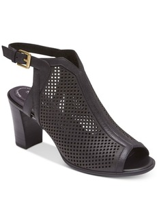Rockport Trixie Perforated Shooties Women's Shoes