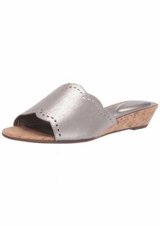 Rockport Women's TM Zandra Slide Sandal  8 W US