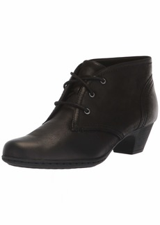 Rockport Women's Brynn Chukka Bootie Ankle Boot