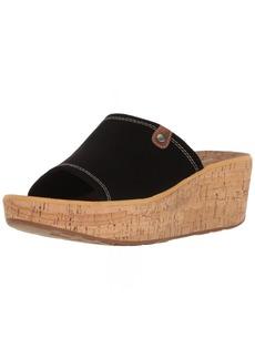Rockport Women's Lanea Slide Platform Sandal   US