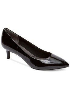 Rockport Women's Total Motion Kalila Kitten-Heel Pumps Women's Shoes
