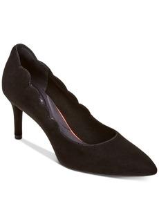 Rockport Women's Total Motion Scallop Pumps Women's Shoes