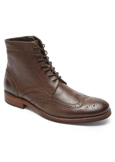 Rockport Wyat Wingtip Boot (Men)