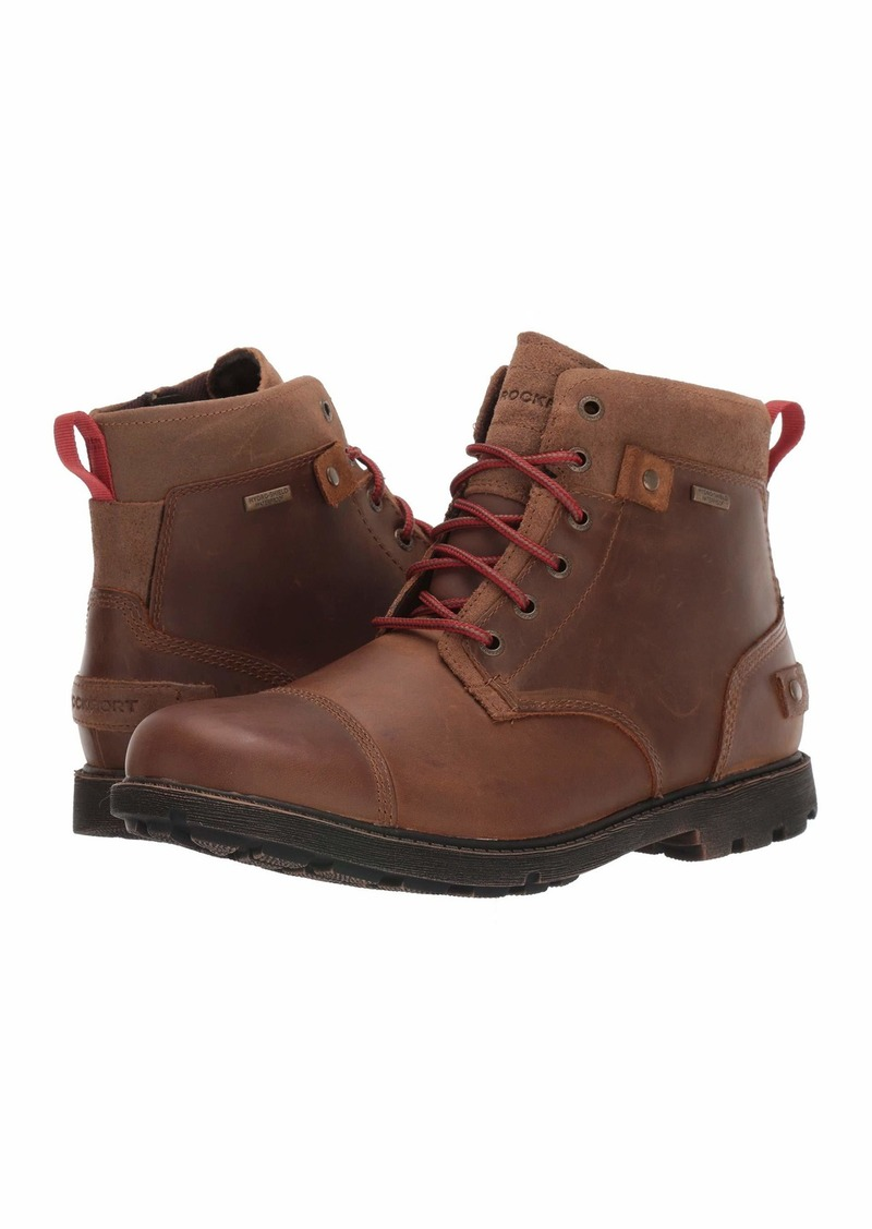 Rockport Waterproof Rugged Bucks II CT Boot