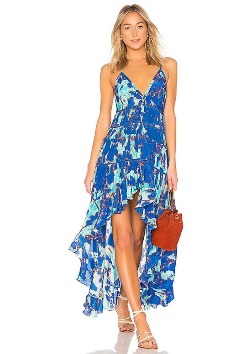 80aee84146 Rococo Sand ROCOCO SAND Folium Maxi Dress
