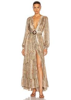 ROCOCO SAND Rhea Maxi Dress