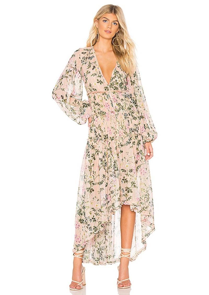 f103fbb910 Rococo Sand ROCOCO SAND x REVOLVE Flora Maxi Dress