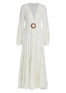 Rococo Sand Zuri V-Neck Maxi Dress