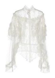 RODARTE - Lace shirts & blouses