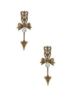 Rodarte Bow & Arrow Earrings