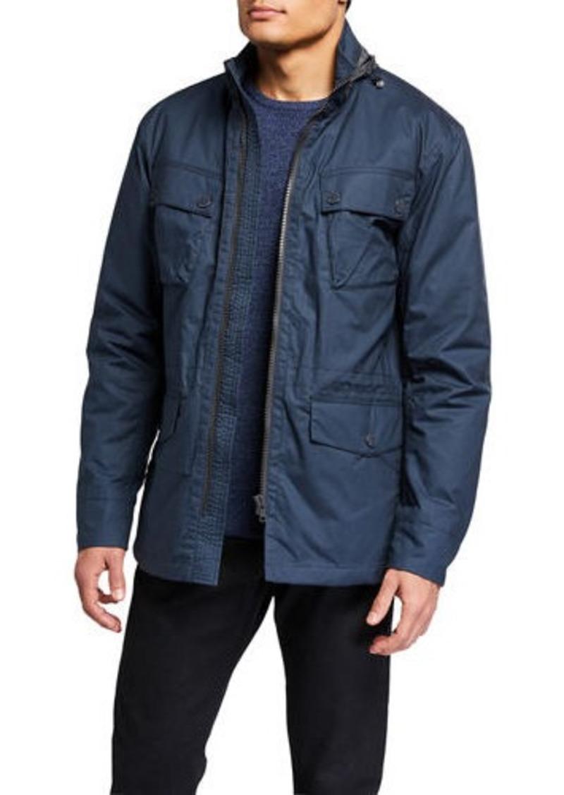 Rodd & Gunn Men's Leithfield Staywax Jacket