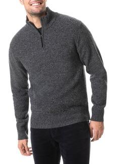 Men's Rodd & Gunn Charlestown Quarter Zip Sweater