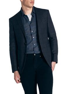 Men's Rodd & Gunn Farnham Regular Fit Windowpane Wool Sport Coat