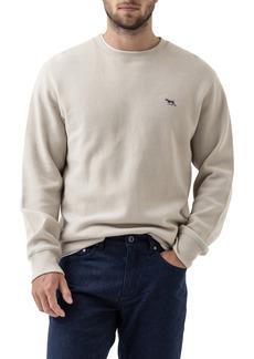 Men's Rodd & Gunn Gun Logo Detail Sweatshirt