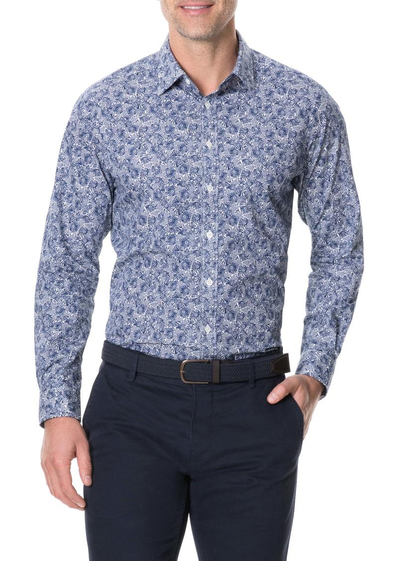 Rodd & Gunn Birmingham Regular Fit Floral Button-Up Shirt
