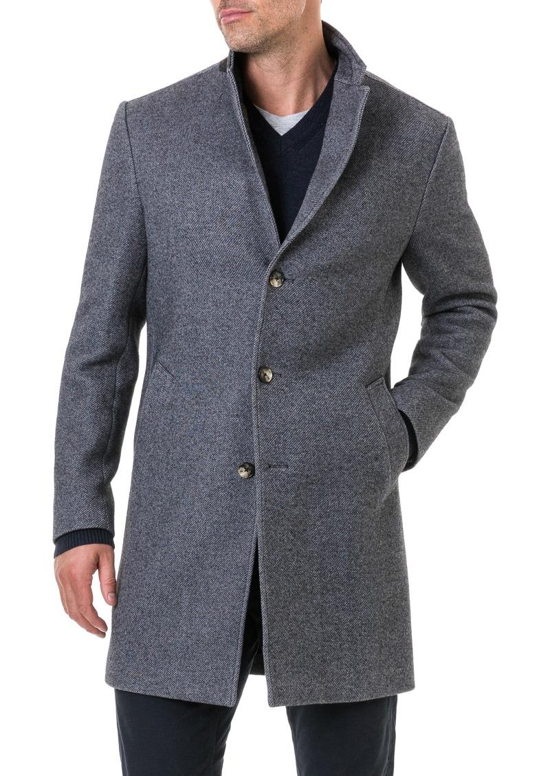 Rodd & Gunn Calton Hill Wool Blend Coat
