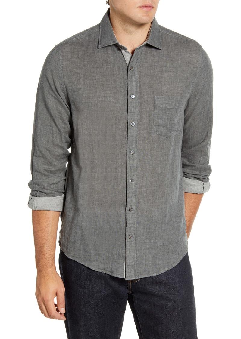 Rodd & Gunn Couston Park Regular Fit Cotton Button-Up Shirt