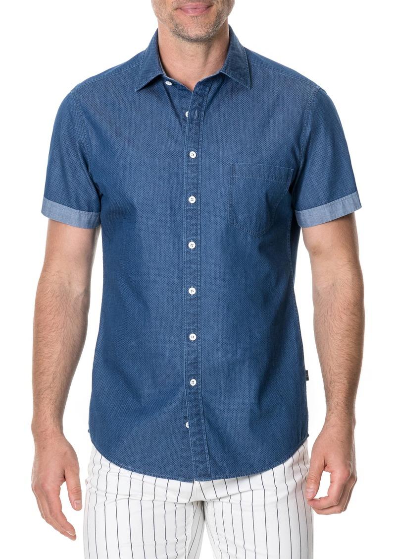 Rodd & Gunn Epson Chambray Shirt