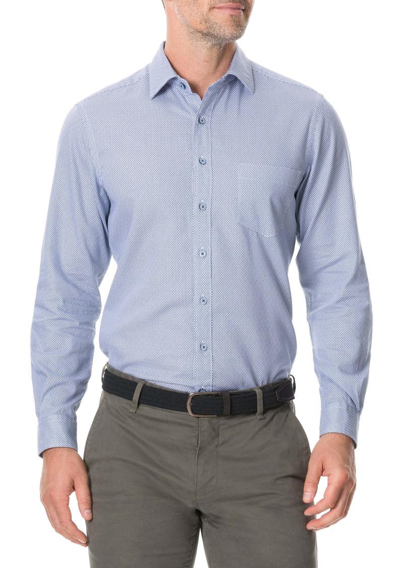 Rodd & Gunn Livingstone Regular Fit Button-Up Sport Shirt