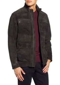 Rodd & Gunn Mansfield Leather Field Jacket