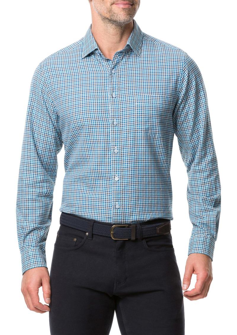 Rodd & Gunn Maxwell Regular Fit Check Button-Up Shirt