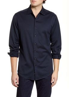 Rodd & Gunn Midnight Sports Fit Button-Up Shirt