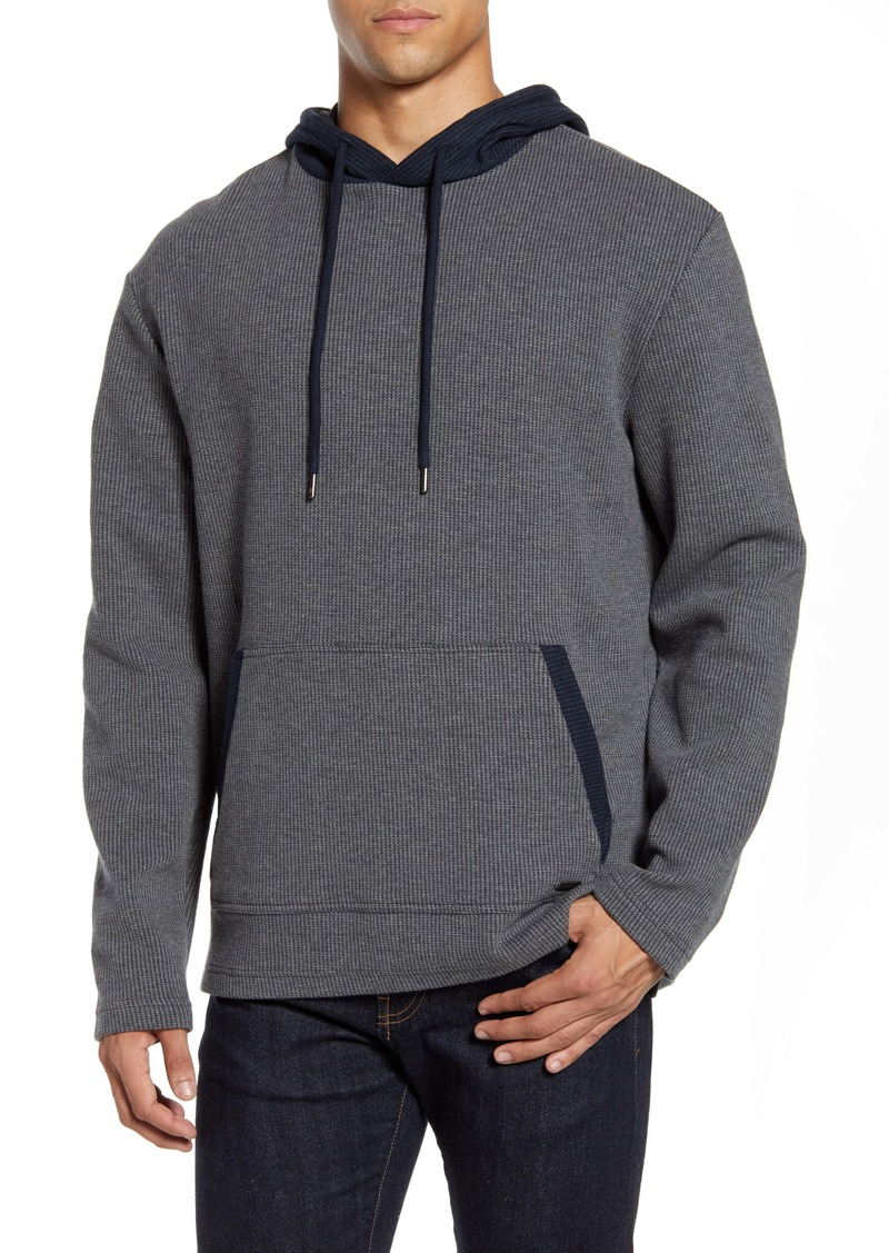 Rodd & Gunn Nickel Thermal Hooded Sweatshirt