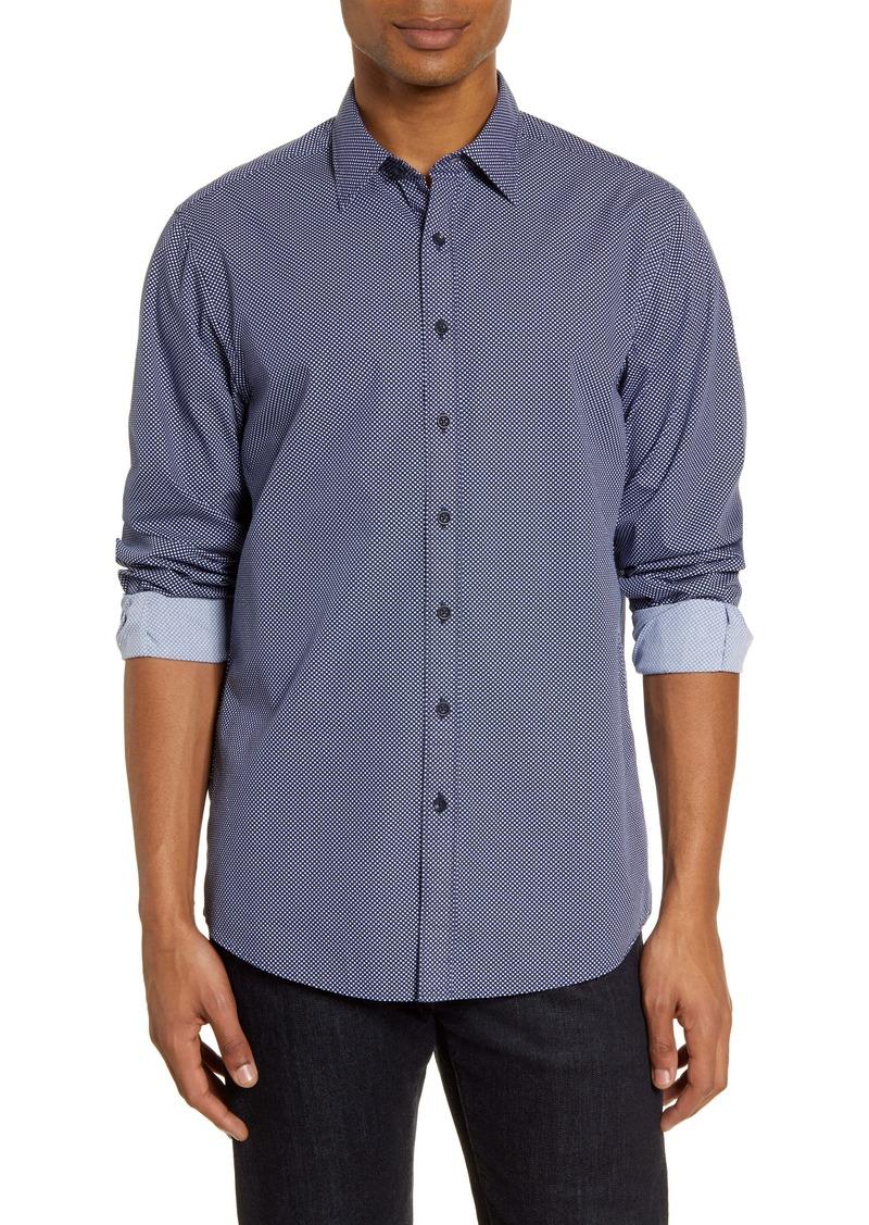 Rodd & Gunn Park Hill Regular Fit Button-Up Shirt