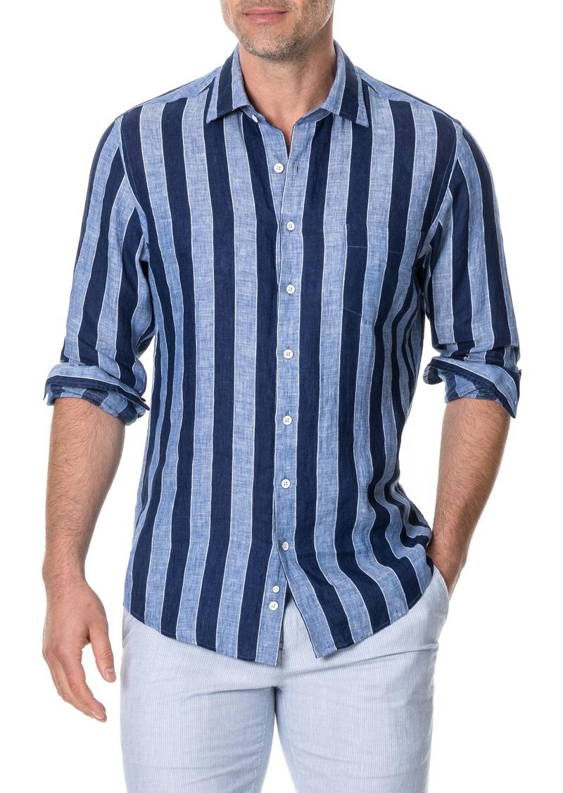 Rodd & Gunn Parsons Hill Stripe Shirt