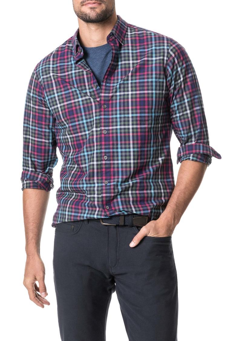 Rodd & Gunn Regular Fit Plaid Button-Up Shirt