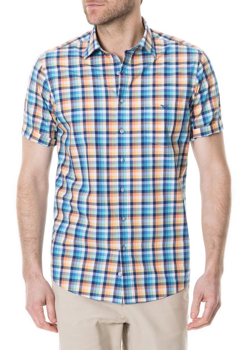Rodd & Gunn Scanlan Street Regular Fit Check Shirt