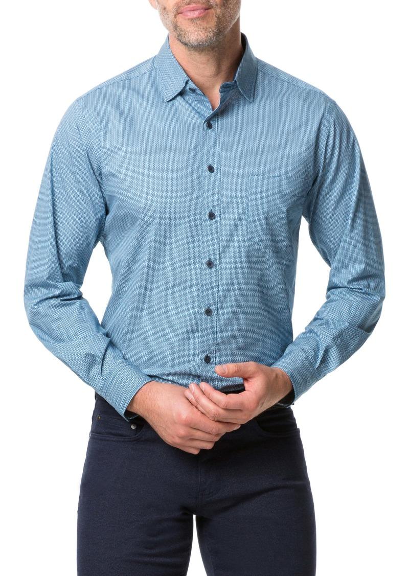Rodd & Gunn Terraces Regular Fit Button-Up Shirt